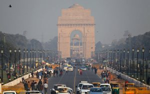 New Delhi- the world´s most polluted city.